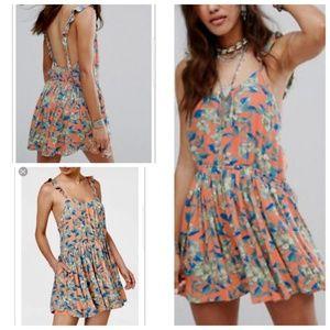 Free people Mini Dress 💐